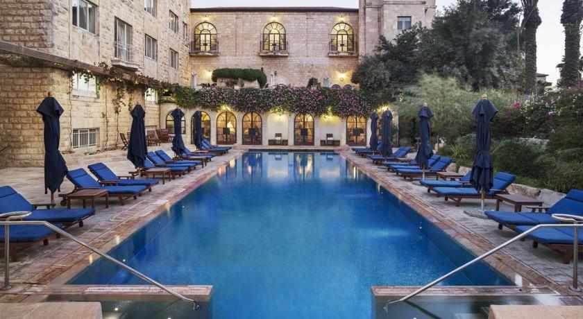 מלון אמריקן קולוני בירושלים