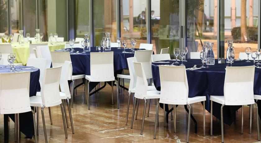 חדר אוכל מלון בית שמואל