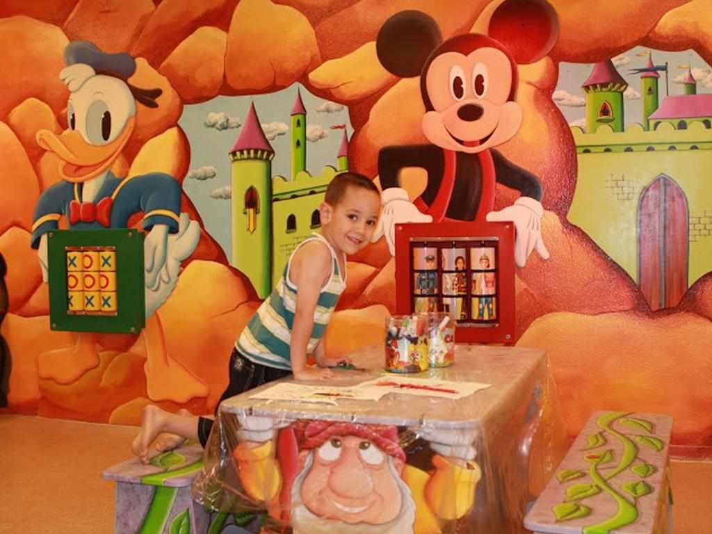 פעילויות לילדים מלון דן