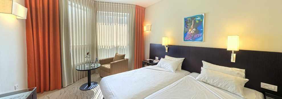 חדר זוגי מלון עין כרם