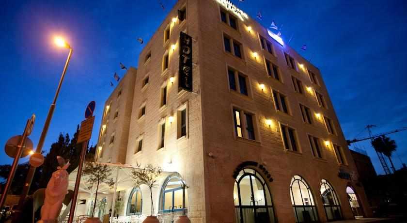 מלון אלדן בירושלים