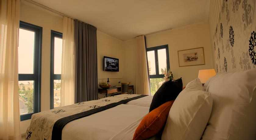 חדר זוגי מלון אלדן