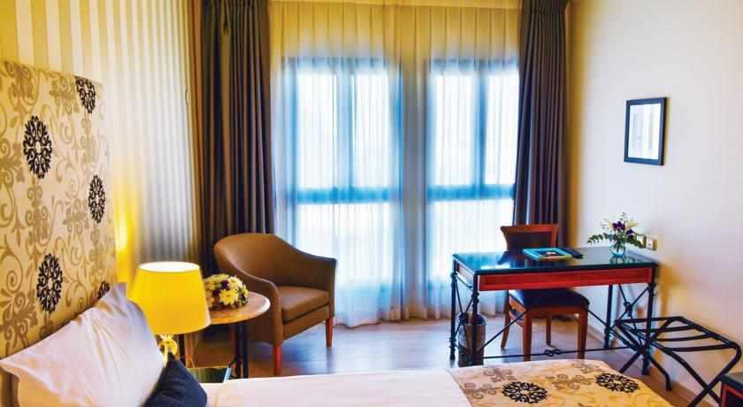 חדר מלון אלדן