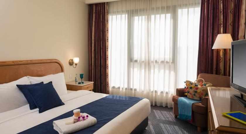 חדר זוגי מלון גרנד קורט