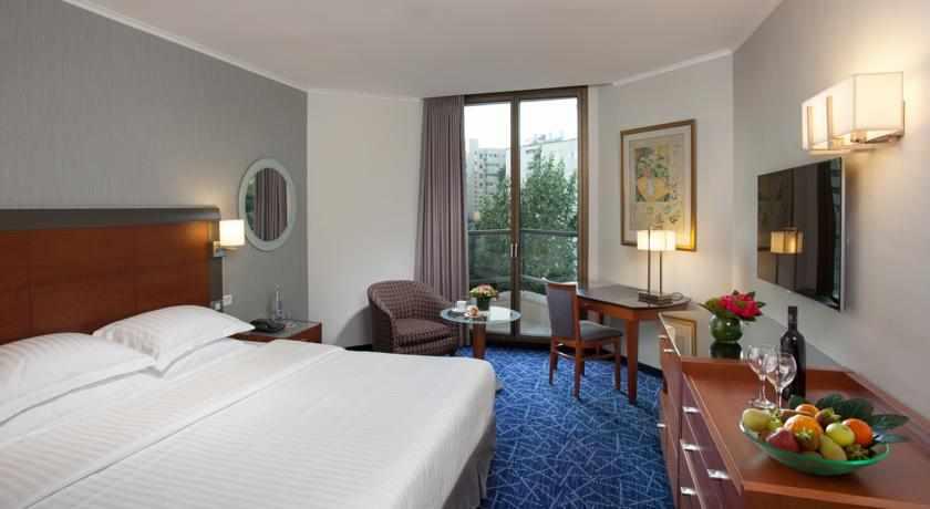 חדר זוגי מלון ענבל