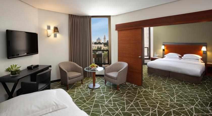 חדר מלון ענבל