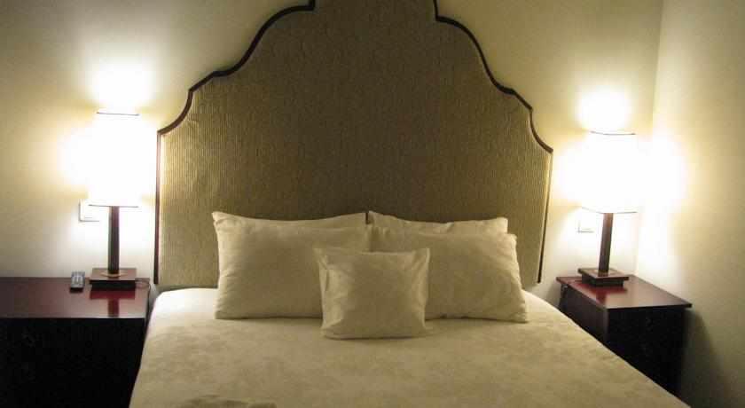 מיטה זוגית מלון ג'רוזלם גולד
