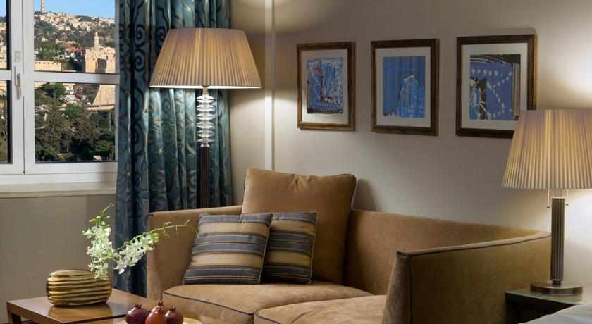 חדר מלון המלך דוד