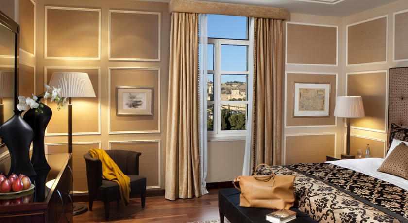 חדר זוגי מלון המלך דוד