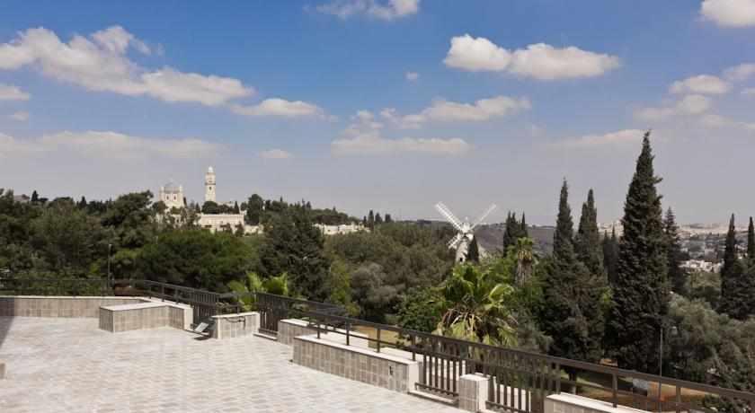 נוף ממלון המלך שלמה