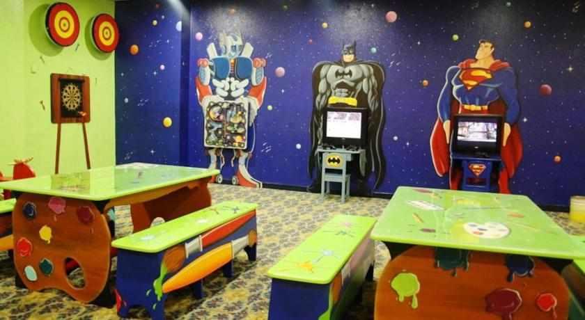 פעילויות לילדים מלון לאונרדו