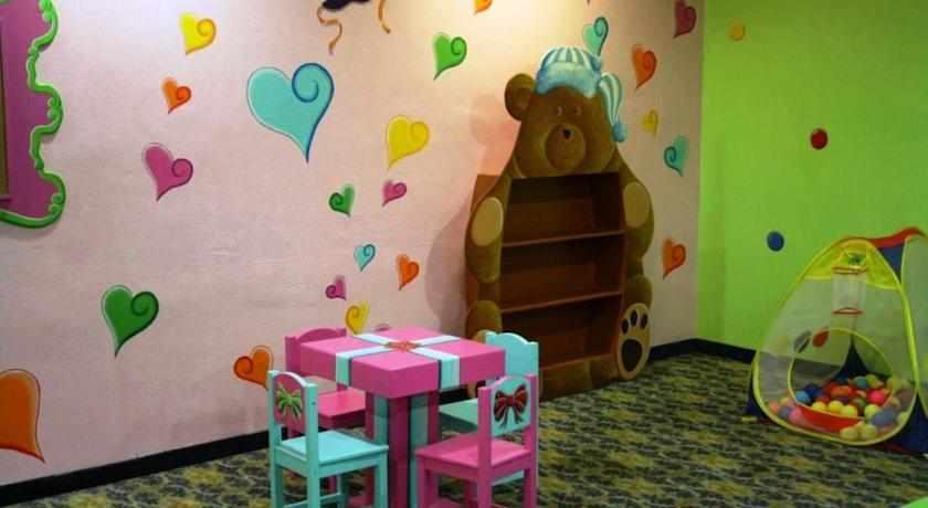משחקים לילדים מלון לאונרדו