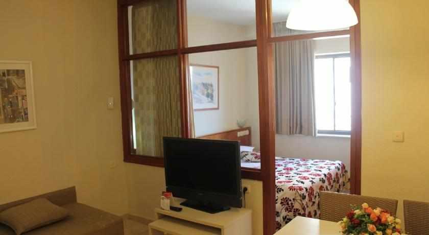 חדר זוגי מלון דירות לב