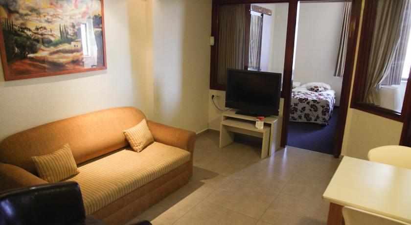 חדר סטנדרט מלון דירות לב
