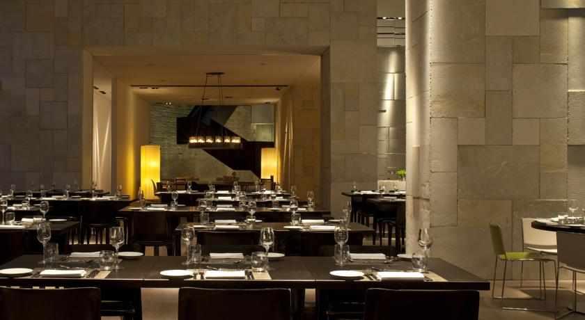 חדר אוכל מלון ממילא