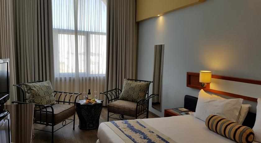 חדר זוגי מלון הר ציון