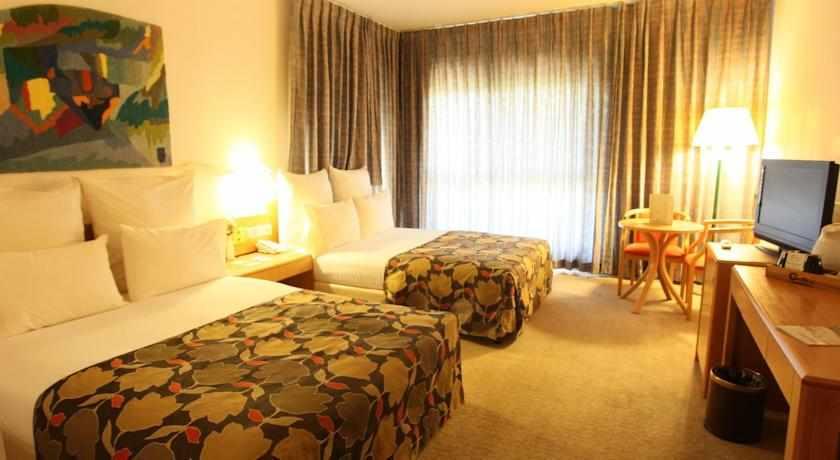 חדר משפחה מלון נווה אילן