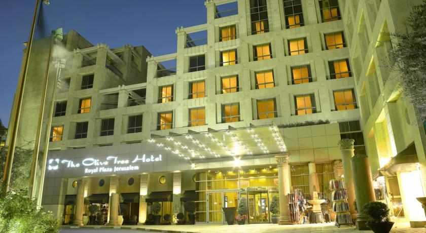 מלון עץ הזית בירושלים