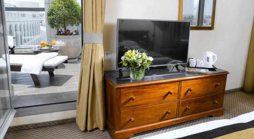 חדר משודרג מלון עץ הזית