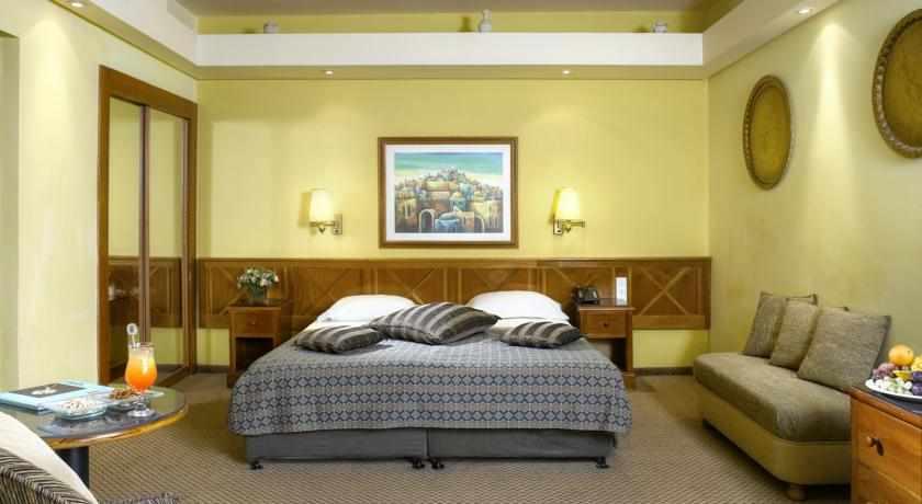 חדר זוגי מלון עץ הזית