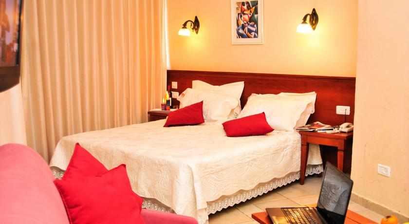 חדר זוגי מלון פלטין