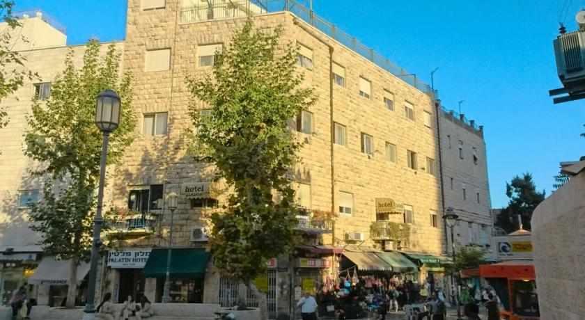 מלון פלטין ירושלים