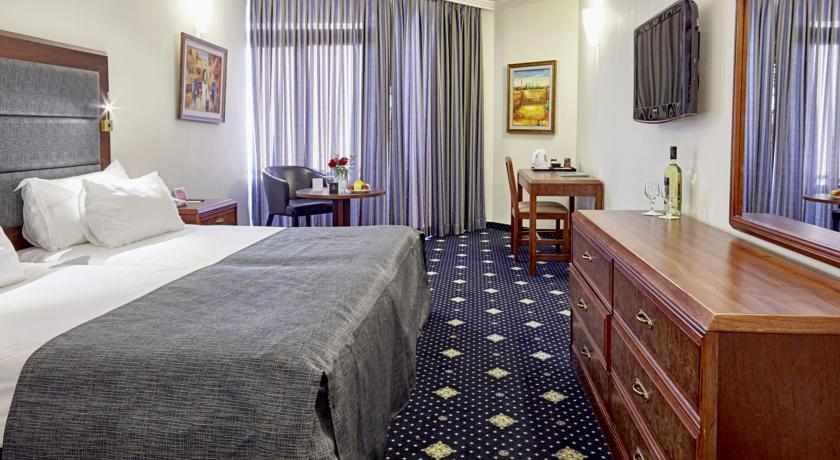 חדרים זוגיים מלון רמדה