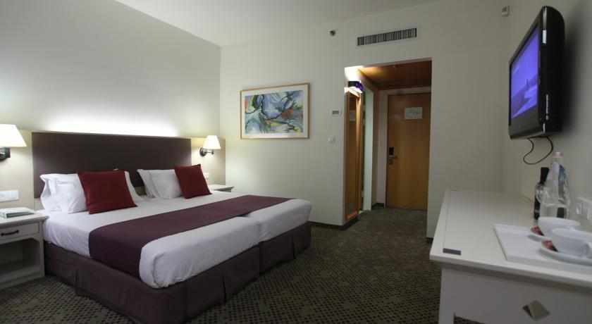 חדר זוגי מלון רמת רחל