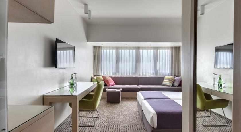 חדר משפחה מלון רמת רחל