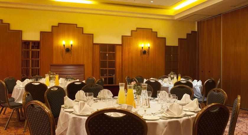 חדר אוכל מלון רימונים