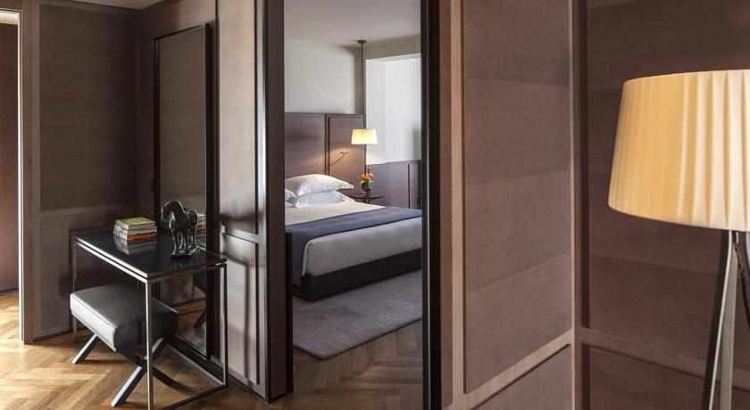 מיטה זוגית מלון מצודת דוד