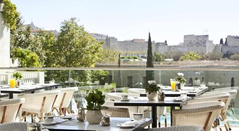 ארוחת בוקר מלון מצודת דוד