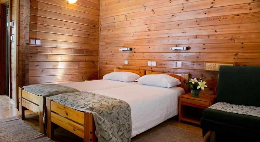 חדר זוגי מלון יד השמונה