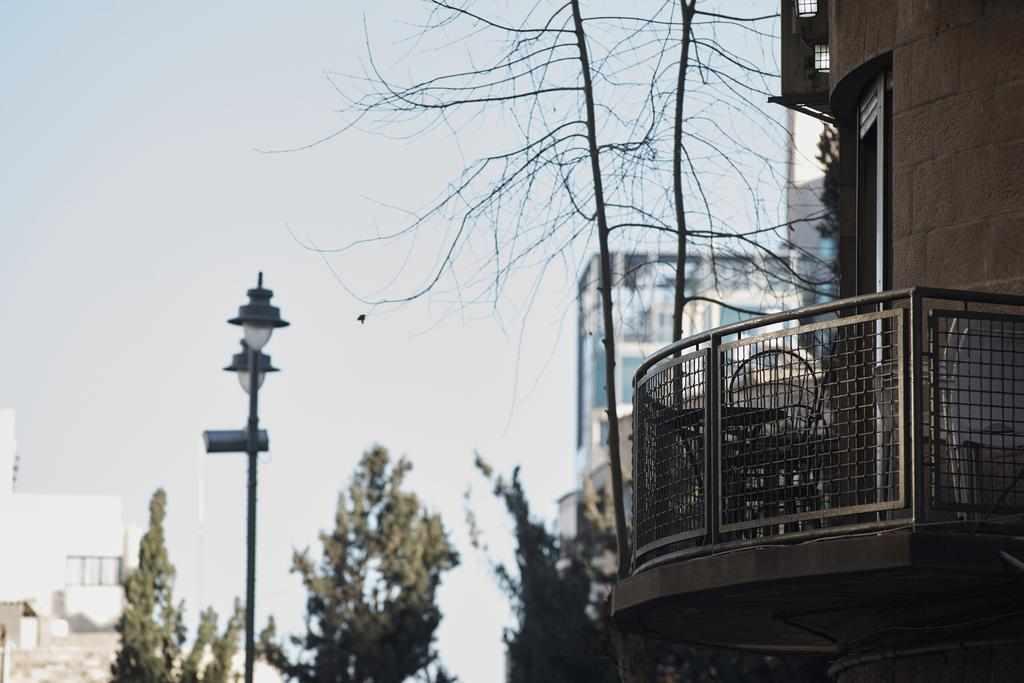 מרפסת לעיר סנטר סיטי אפרטמנטס